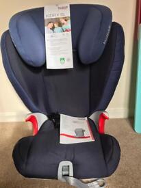 Britax Kidfix SL Car Seat NWT & Boxed BLUE