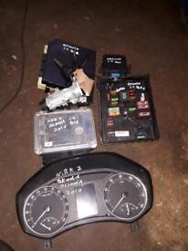 2010 skoda Octavia 1.9 tdi bxe ecu kit 2xkeys