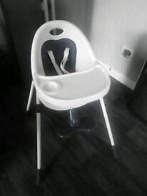 Mamas and papas feeding chair