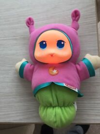 Pink PLAYSKOOL glo bug toy