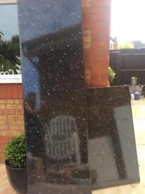 Black Granite Effect Laminate