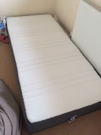 Ikea Bed without flame single size