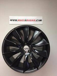 Mags INFINITI 21 pouces + PNEUS 275/45/21 NEUF  2599$ !! FX45 FX50 S