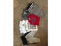 3-6 month next and baby gap bundle