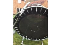 Used 6ft trampoline in good condition