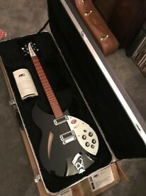 Brand New Rickenbacker 330 Jetglo - In UK Now, no waiting list - Offers Accepted