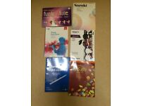 Various Flute sheet music Books Grade 1-3
