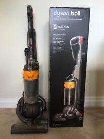 Dyson DC25 multi floor vacuum hoover
