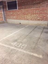 Allocated parking space to rent in Cutty Sark - £30pw