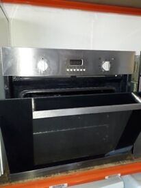 Candy built in oven , silver in colourin fully working condition for sale ,,,