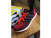 Brand new Adidas Ultra Boost Runnings shoes size 9.5 UK