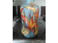 Moorcroft California Vase.