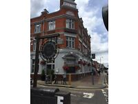 FOH RocknRollas needed for Putney pub and music venue