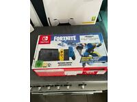 Fortnite switch as new with ringfit that is new £320