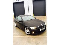 BMW 335d M Sport coupe, 2007, 62k, Huge Spec, service history, twin turbo, stunning car.