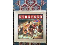 Stratego boxed wooden game