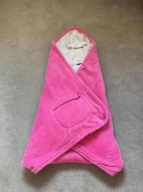 Baby boum car seat blanket