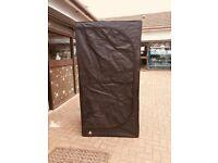 Cheshunt Hydroponics Store - used Secret Jardine DS90 grow tent 90 x 90 x 170cm