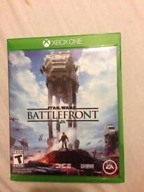 Xbox game - battlefront