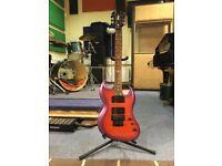 Electric Guitar - Vintage Metal Axxe