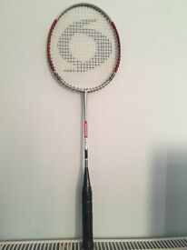 Quality lightweight carbon badminton racket,£25, more rackets are available, please call for details