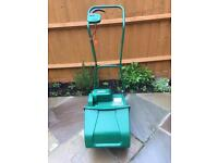 Qualcast Electric Rotary Lawnmower Punch Classic 30