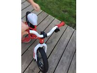 Specialized Hotwalk Balance Bike Red
