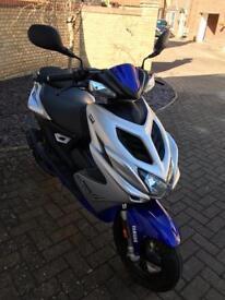 Moped Yamaha Aerox R NS50 2015