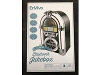 EnVivo Retro bluetooth jukebox