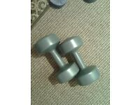 Sport Works 10Lb Weight Dumbbells