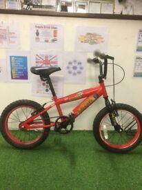 Childs Bike 5 to 7yrs