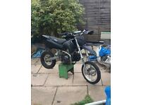 Srm120cc pit bike SWAPS ONLY for xbox one