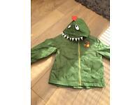 Next raincoat. Age 3-4 years