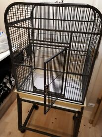 Two Parrot Cages