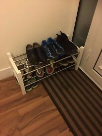Shoe rack x 2