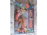 Pixar Monopoly - Immaculate condition