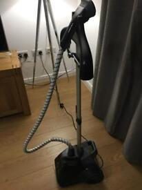 Rowenta Compact Valet Clothes Steamer Is6200