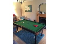 6ft Snooker/Pool Table - £70