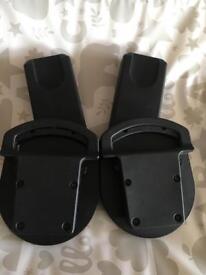 Mamas and Papas Urbo/Sola/Zoom Car Seat Adaptors