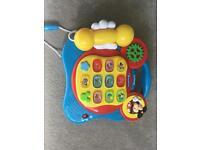 Disney talking telephone