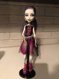 Spectra Vondergeist Monster High Doll-RARE ORIGINAL DOLL