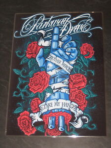 Parkway Drive - Deep Blue - Mother Mercy - Laminated Promo Poster