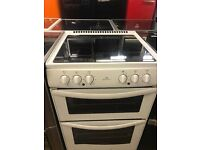 60CM WHITE NEWWOLRD ELECTRIC COOKER