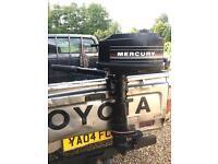 Mercury 5 hp outboard engine / boats