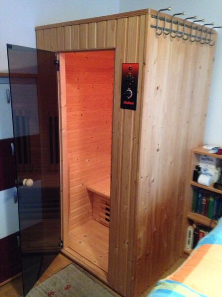 sauna w rmekabine in k ln lindenthal ebay kleinanzeigen. Black Bedroom Furniture Sets. Home Design Ideas