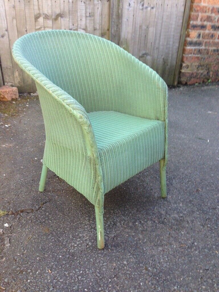 Wicker chair | in Burntwood, Staffordshire | Gumtree