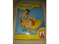 BABY SWIM FLOAT AGE 1-2 YEARS NEW IN BOX