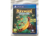 Rayman Legends game for PS4 PlayStation 4