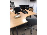 Desk to Rent in Quiet private office £200p/m