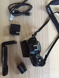 Sony mirrorless camera A7r (body only)